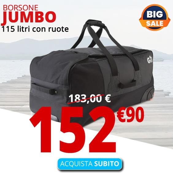 Borsone/trolley Jumbo