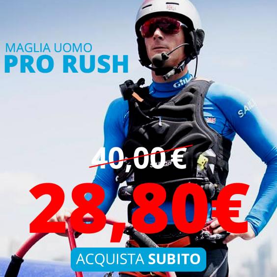 OFFERTA Maglia Pro Rush