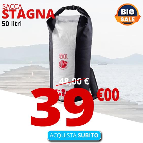 OFFERTA sacca stagna 50lt