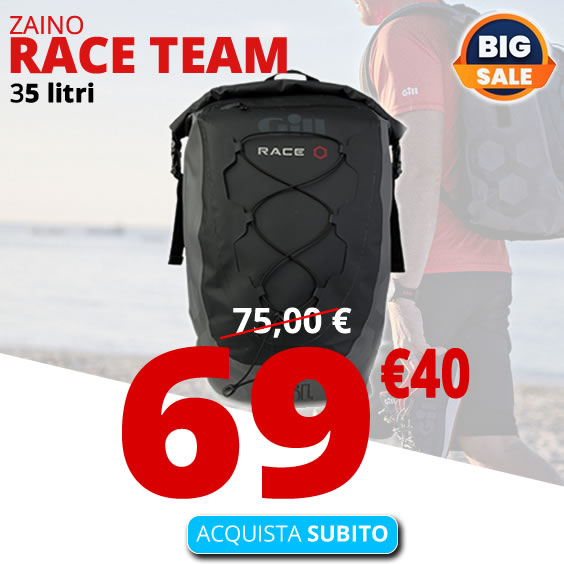 Offerta zaino race team