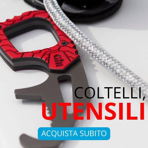 Coltelli, utensili