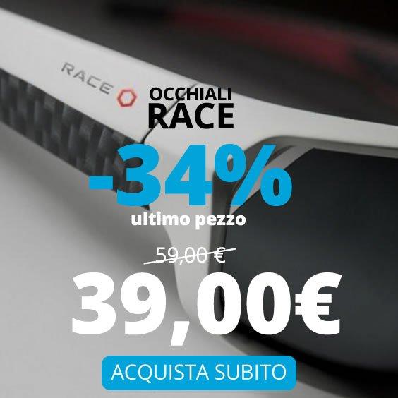OFFERTA occhiali Race