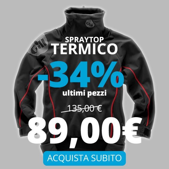 OFFERTA Spraytop termico in softshell