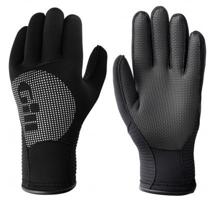 Gill Marine-DG-7672J-BLK01-JUN-Guanti Junior idrorepellenti Winter in neoprene 3mm-21