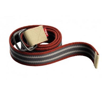 Cintura in tessuto con fibbie anti corrosione taglia S/M