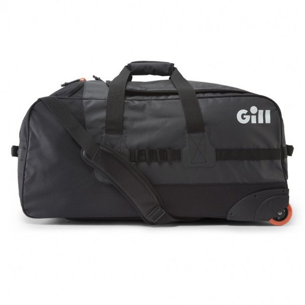 Gill Marine-DG-L079-BLK01-1SIZE-Borsone Cargo da 90 litri con ruote-31
